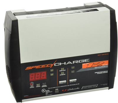 5. SC-1200A/CA SpeedCharge Charger/Maintainer/Tester