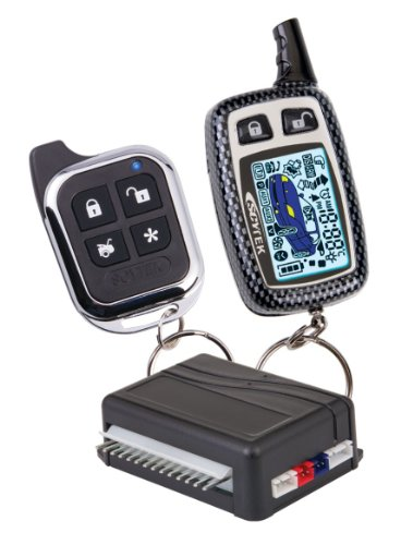 4. Astra 777 2-Way Paging Car Alarm Security System by Scytek