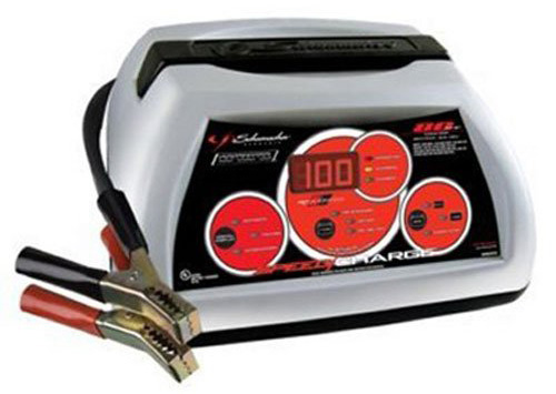 1. SC-8020A Automatic Battery Charger by Schumacher