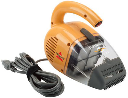10. Cleanview Deluxe Corded Handheld Vacuum by Bissell