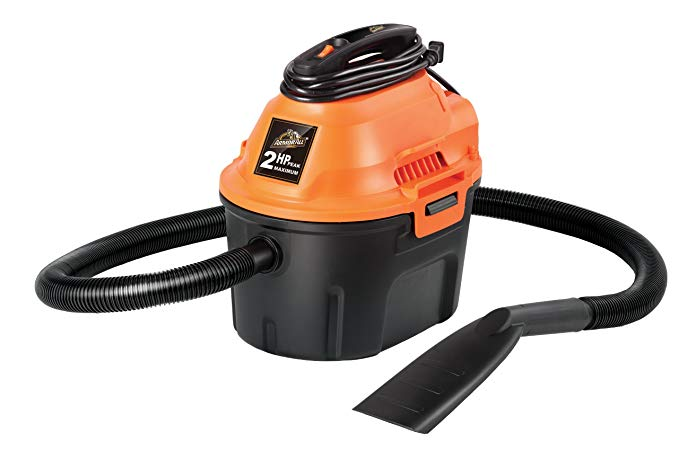 1. Utility Wet/Dry Vacuum by ArmorAll