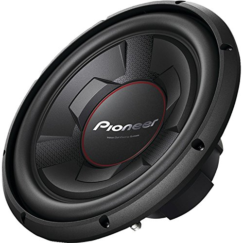 8 Pioneer TS-W304R 12-Inch Component Subwoofer