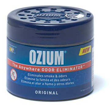 1. Ozium Smoke & Odors Eliminator Gel