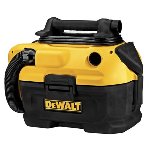2. 18/20V MAX Cordless/Corded Wet-Dry Vacuum by DEWALT