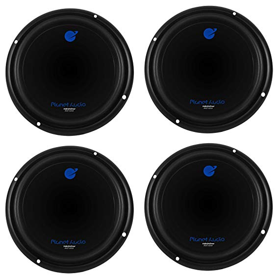 New Planet Audio AC12D 12 7200W Car Audio Subwoofer Sub 7200 Watt