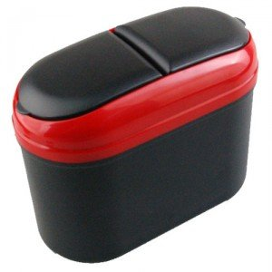 2. Mini Car Dustbin by Roto