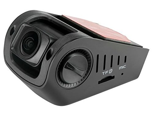 4. A118-C Capacitor Full 1080P HD Dashboard Camera by Spy Tec