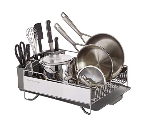 Top 10 Best Extra Large Dish Drying Racks In 2019 Guidetopreview