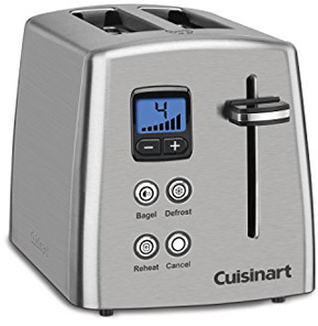 Cuisinart CPT-415 Countdown 2-Slice Toaster