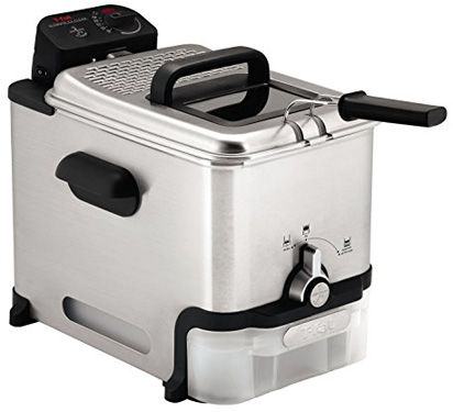 T-Fal FR8000 Oil Filtration Ultimate EZ Deep Fryer