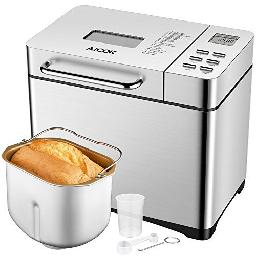Programmable Bread Machine Aiko 2.2 Pounds