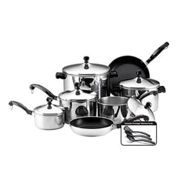 Top 5 Best Stainless Steel Cookware Sets – Buyer's Guide