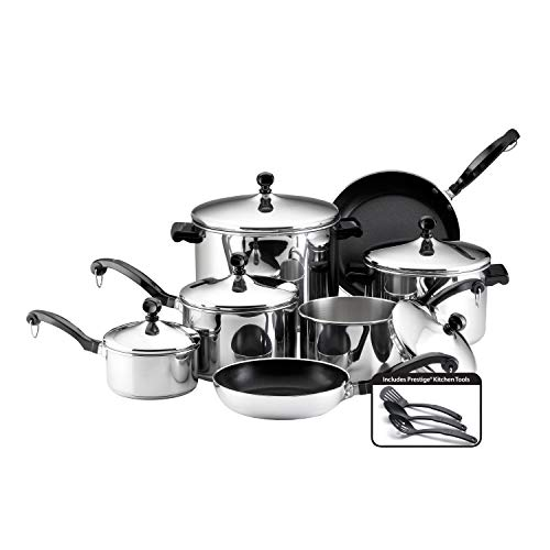 Best Stainless Steel Cookware Sets  – Buyer's Guide
