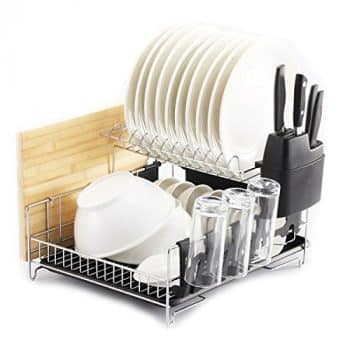 Top 8 Best Dish Drainer Rack for Home Use Reviews