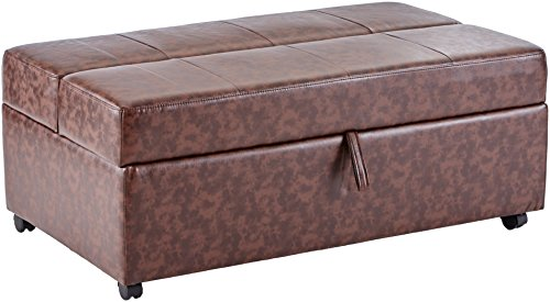 Coaster Home Furnishings Upholstered Bench with Sleeper