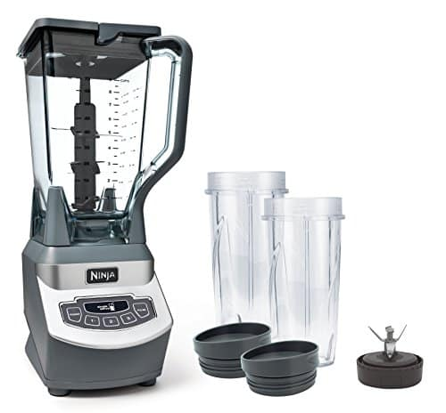 Ninja Professional Countertop Blender with Crushing Pitcher
