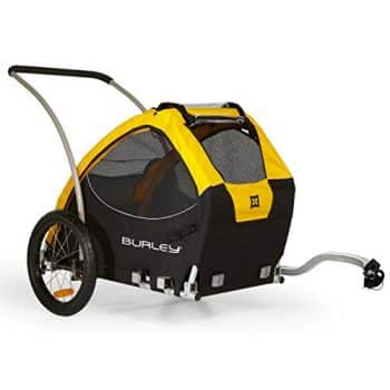 Top 10 Best Bike Pet Trailers – Buyer's Guide