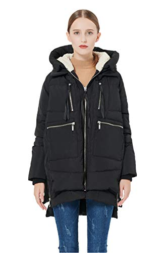 Orolay - Women's Thickened Down Jacket