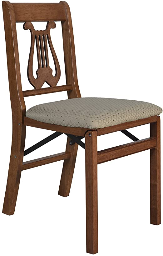 Meco - Stakmore Music Back Folding Chair Finish