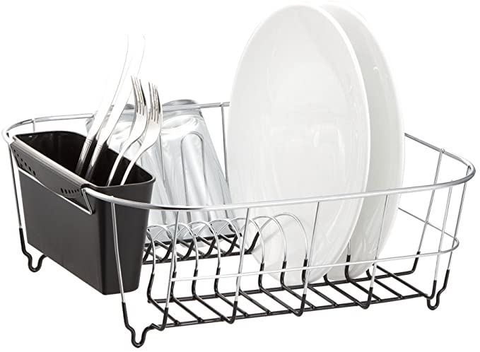 Neat-O - Deluxe Chrome Plated Steel Small Dish Drainers