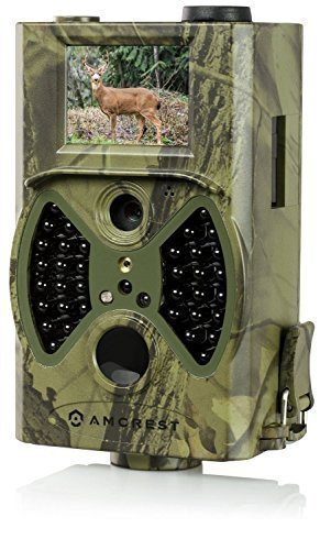 Amcrest - ATC-1201 Digital Game Cam Trail Camera with Integrated