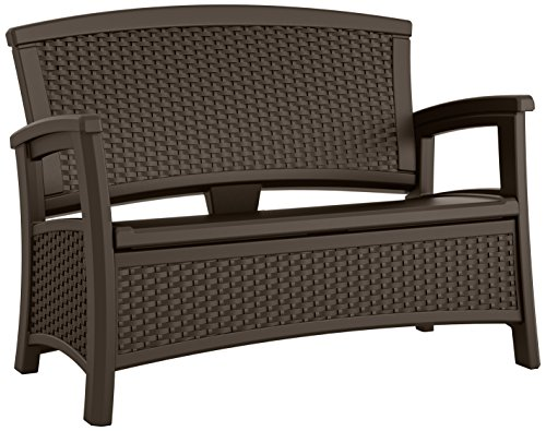 Suncast - Elements Loveseat with Storage