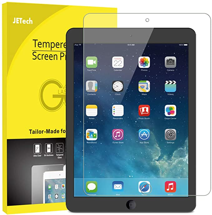 JETech - Screen Protector for iPad 9.7-Inch