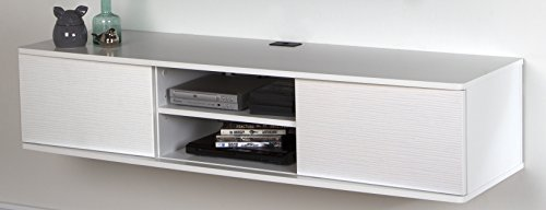 South Shore - Floating Wall Mounted Media Console
