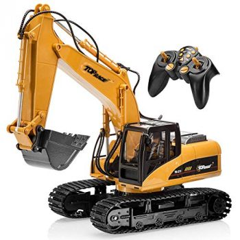 Top 10 Best Remote Control Construction Toys – Buyer's Guide