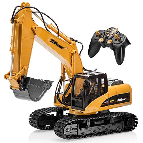 Top Race Full Functional Professional RC Excavator