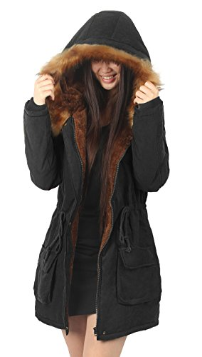 iloveSIA - Women's Hooded Warm Coats