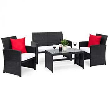 Top 8 Best Patio Conversation Sets Reviews for 2020