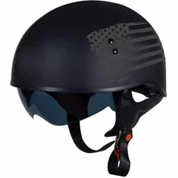 Top 10 Best Motorcycle Half Helmet Reviews – Buyer's Guide