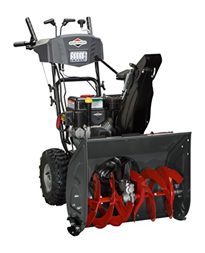 Briggs & Stratton Standard Series Dual-Stage Snow Blower