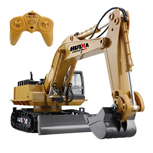 FISCA Remote Control Excavator Construction Vehicle