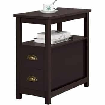Top 10 Best End Tables with Storage for Home Use – Buyer's Guide