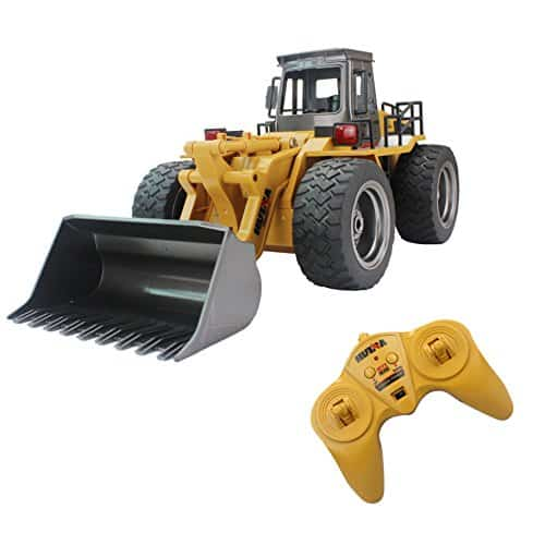 Fistone RC Truck Alloy Shovel Loader Tractor