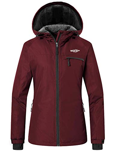 Wantdo - Women's Mountain Waterproof Ski Jacket