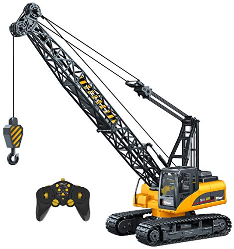Top Race Remote Control Crane