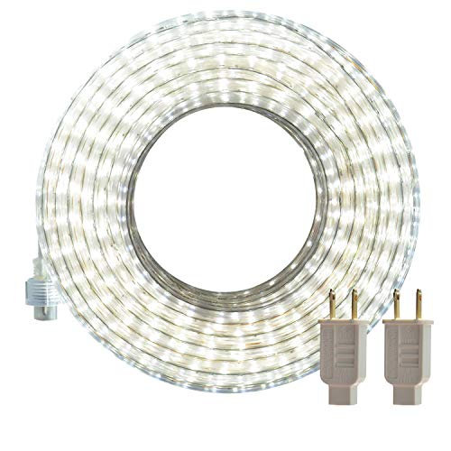 SURNIE LED Outdoor Rope Lights