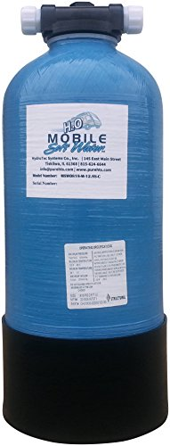 Mobile Soft Water - 12,800 gr RV, Portable & Manual Softener