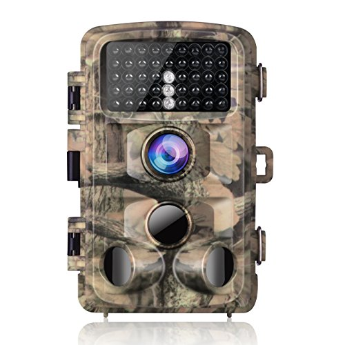 Campark - Trail Camera Waterproof Game Hunting Scouting Cam