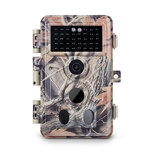 Meidase - Trail Camera Game Camera with No Glow Night Vision