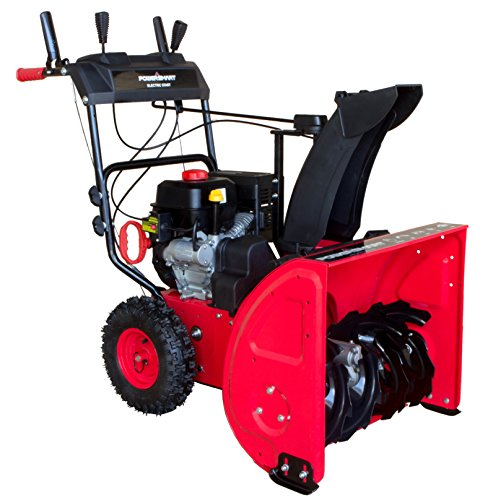 PowerSmart Two-Stage Electric Start Gas Snow Blower