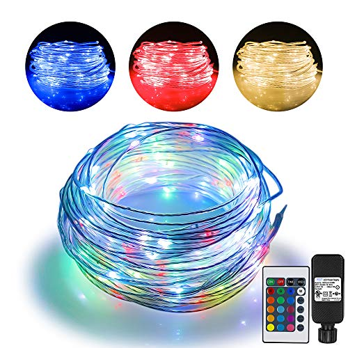 Omika LED Rope Lights Outdoor String Lights
