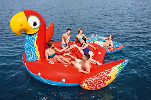 Bestway Giant Inflatable Parrot Pool