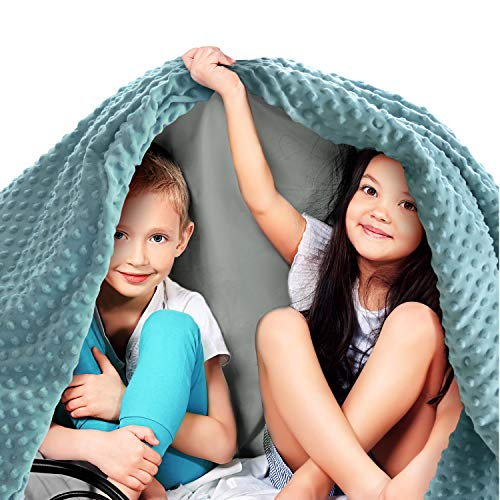 Quility - Premium Kids Weighted Blanket