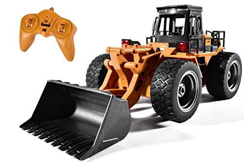Cradream Remote Control Bulldozer Toy