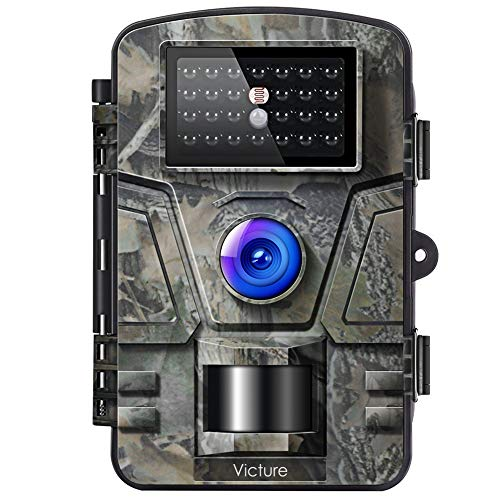 Victure - Trail Game Camera with Night Vision Motion Activated