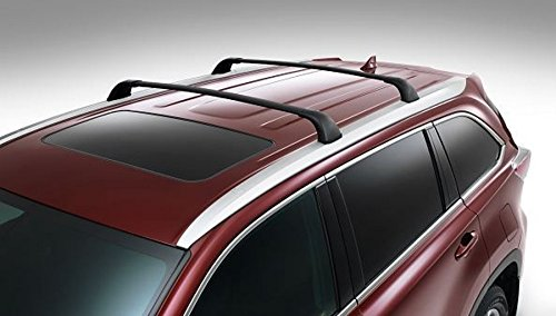 BRIGHTLINES Aero Cross Bars Roof Racks for 2014-2019 Toyota Highlander